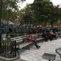 Photo taken at Grand Street Park by Maryna B. on 10/5/2015