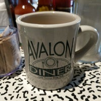 Photo taken at Avalon Diner by Urban S. on 11/18/2017