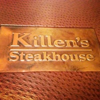 Photo taken at Killen's Steakhouse by Urban S. on 3/19/2013