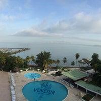 Photo taken at Hotel Venetur Puerto La Cruz by Lucio V. on 7/23/2016