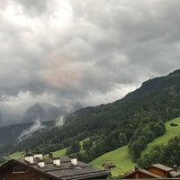 Photo taken at Le Grand-Bornand by Adwa on 8/19/2017