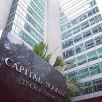 Photo taken at Capital Square Building by Milson N. on 8/26/2014