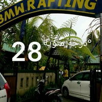 Photo taken at BMW Rafting by Basem A. on 10/8/2016