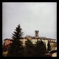 Photo taken at Santuario Castelmonte by Alessandro G. on 10/26/2012