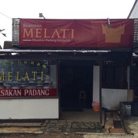 Photo taken at Restoran Melati Masakan Padang by Ryandi A. on 3/8/2014