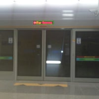 Photo taken at Singal Stn. by Lee D. on 12/25/2012