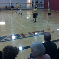 Photo taken at Hays Recreational Center by Valerie A. on 1/12/2013