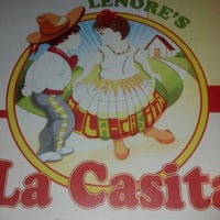 Photo taken at Lenore's La Casita by Valerie A. on 10/5/2012