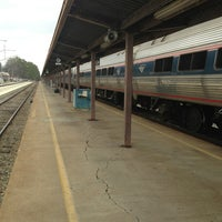Photo taken at Richmond - Staples Mill Road Amtrak Station (RVR) by John W. on 1/2/2013