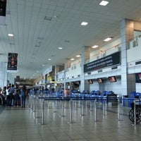 Photo taken at Tocumen International Airport (PTY) by Julio J. on 5/22/2013