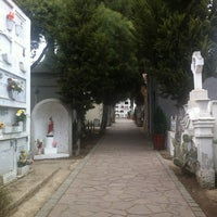 Photo taken at Cementerio Parroquial Caleta Abarca (Cementerio Recreo) by Agustin R. on 4/9/2013