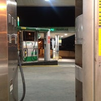 Photo taken at Posto BR 2000 by Luciano N. on 6/25/2014