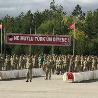 Photo taken at 5. Piyade Eğitim Komutanlığı by Ertan P. on 10/5/2018