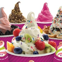 Photo taken at Menchie's Frozen Yogurt by Menchie's Frozen Yogurt on 10/2/2015