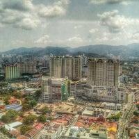Photo taken at JUPEM Pulau Pinang by Faiz A. on 5/10/2016