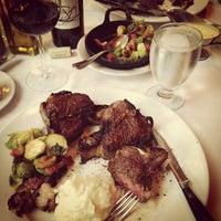 Photo taken at Dino & Harrys Steakhouse by Chris B. on 6/23/2013