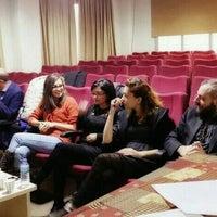 Photo taken at Naldöken Kültür Merkezi by Pınar U. on 11/26/2015