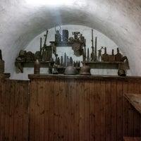 Photo taken at Бункер Лінії Арпада / Arpad Line Bunker by Владимир Р. on 1/2/2016