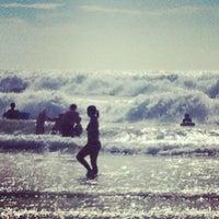 Photo taken at Cerritos Beach Club & Surf by Aromaterapiat Terraycielo T. on 12/25/2012