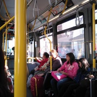 Photo taken at TTC Bus #29 Dufferin by Alan Keith S. on 10/6/2012