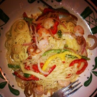 Photo taken at Olive Garden by Charlene J. on 10/23/2012