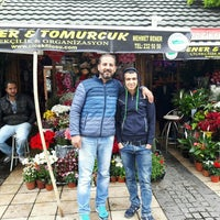 Photo taken at Tomurcuk Bener Çiçekçilik by TC Fatih Taf T. on 5/4/2016