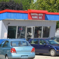 Photo taken at Capital Auto Clinic by Capital Auto Clinic on 11/5/2015