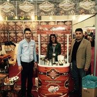 Photo taken at yöresel lezzetler fuarı Antalya Campiramit by Tarık Y. on 2/11/2016