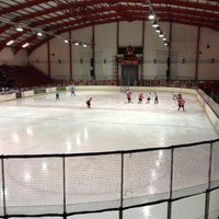 Photo taken at Blackburn Ice Arena by Ady C. on 5/4/2013
