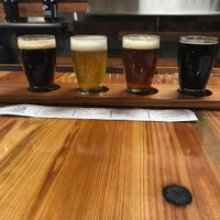 Photo taken at Village Idiot Brewing Company by Len D. on 11/12/2017