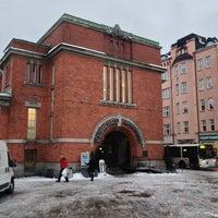 2/14/2013 tarihinde Teroziyaretçi tarafından Hakaniemen kauppahalli'de çekilen fotoğraf