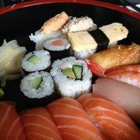 Photo taken at Sushi Bar Rice Garden by Tero on 5/30/2013