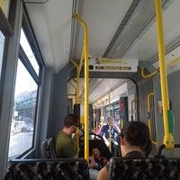 Photo taken at Linie M1 Am Kupfergraben - Schillerstraße / Rosenthal Nord by Tero on 7/8/2013