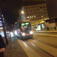 Photo taken at HSL Raitiolinja 9 by Tero on 11/9/2013