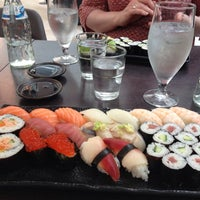 Photo taken at Zen Sushi by Tero on 7/11/2013