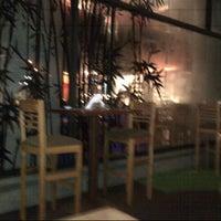 4/21/2013 tarihinde Evaldo L.ziyaretçi tarafından Kampai Sushi Bar'de çekilen fotoğraf