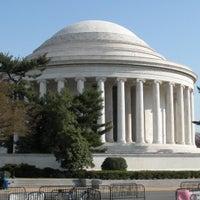 Photo prise au Thomas Jefferson Memorial par Jed H. le4/8/2013