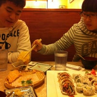 Photo taken at Sushi Avenue by Dana A. on 1/17/2013