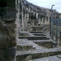 Photo prise au Arènes de Nîmes par Andras S. le3/17/2013