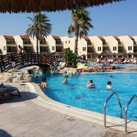 Photo taken at Pools Of Atlantica Club Aegean Blue Hotel by Manfred K. on 7/11/2013