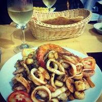 Photo taken at Fondeadero Restaurant by Nastenka .. on 7/16/2013