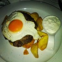 Photo taken at Hotel Osijek - restoran Zimska luka by Stjepan L. on 9/27/2013