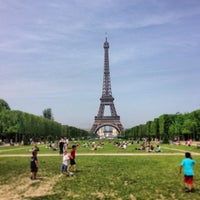 Photo prise au Jardin du Champ-de-Mars par Mathieu M. le6/8/2013