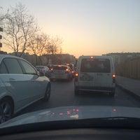 Photo taken at Otogar Kavşağı by Hacı K. on 2/17/2017