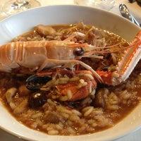 Foto tirada no(a) Restaurante Al Son del Indiano por Turismo A. em 11/22/2012