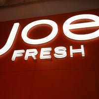 Photo taken at Joe Fresh by Geoff C. on 5/16/2013