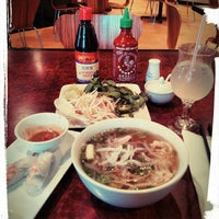 Photo taken at Huynh Restaurant by Brian S. on 4/2/2013