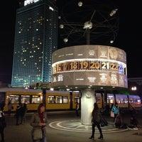 Das Foto wurde bei Alexanderplatz von Maik L. am 10/25/2013 aufgenommen