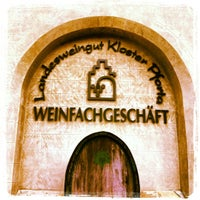 รูปภาพถ่ายที่ Landesweingut Kloster Pforta โดย Maik L. เมื่อ 11/2/2012