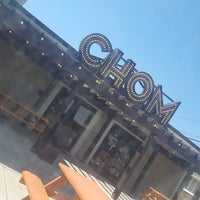 Photo taken at Chom Burger by Sandy on 6/20/2017